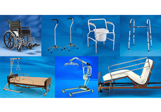 wheel chairs and chairs